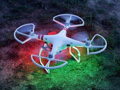 Uso de drones quedará prohibido en Colombia durante visita del Papa