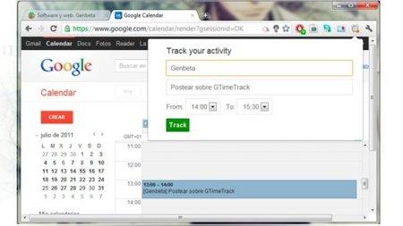 Guarda las tareas realizadas en Google Calendar con Chrome