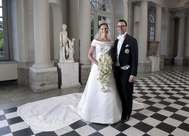 Foto de Boda de la Princesa Victoria de Suecia: el vestido de novia de la Princesa Victoria y todas las invitadas (23/31)