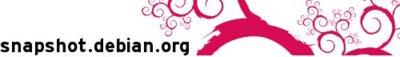 snapshot.debian.org el archivo de paquetes Debian