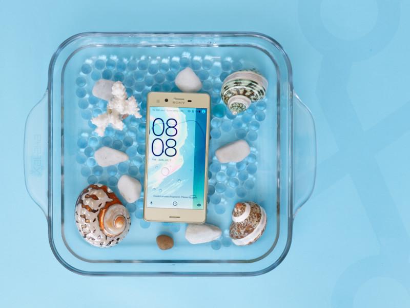 Sony Xperia X Performance, análisis: resistente al agua, no tanto a la competencia
