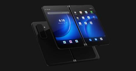 Microsoft Surface Duo 2: el móvil Android con doble pantalla se actualiza con Snapdragon 888, triple cámara y NFC