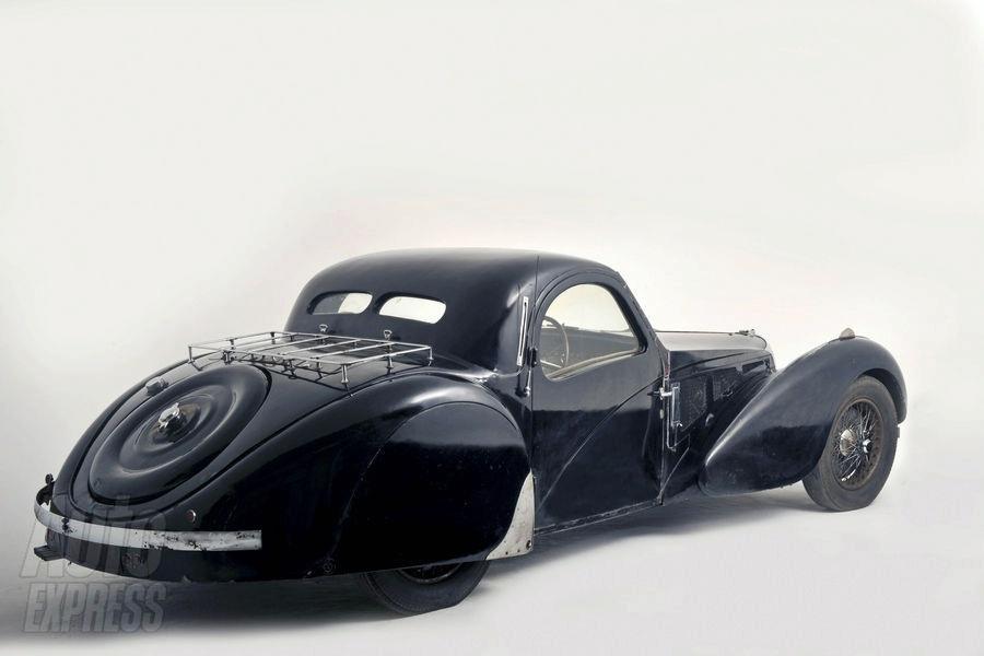 Foto de Bugatti Type 57S (4/12)