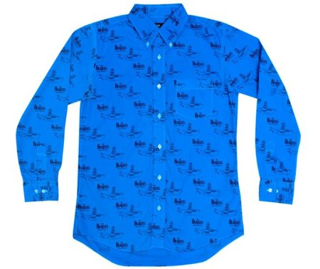 Camisa The Beatles Garcons