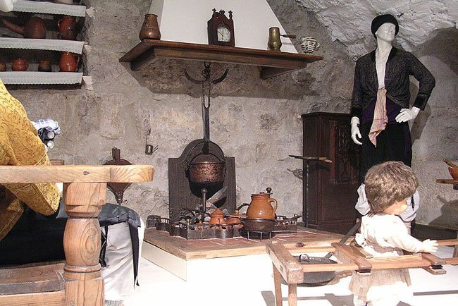 La historia del fuego en la cocina - evolución 2