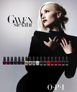 OPI calienta motores para Navidad y su colección viene de la mano de Gwen Stefani