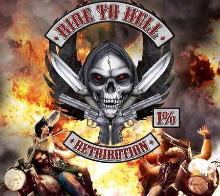 Triple ración salvaje de 'Ride to Hell' para este 2013
