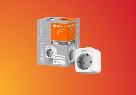 """Marca el cupón y llévate estos cuatro enchufes """"inteligentes"""" LEDVANCE SMART+ casi a mitad de precio en Amazon: solo hoy a 33 euros"""