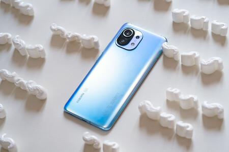 El gama alta Xiaomi Mi 11 5G con su potente Snapdragon 888 de oferta a 659 euros, su precio mínimo en Amazon en meses
