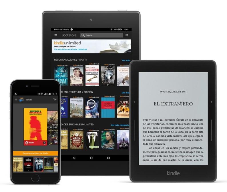 30 días gratis en la suscripción a Kindle Unlimited