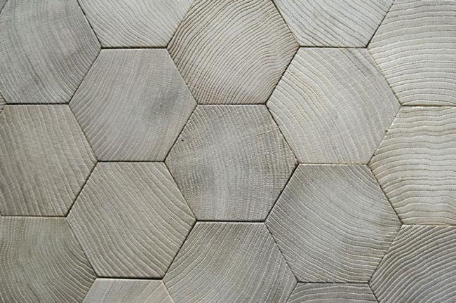 Decoesfera ocho maneras hermosas y originales de poner - Poner suelo de madera ...