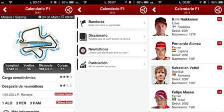 ¿Emocionado con el comienzo de temporada en la Fórmula 1? Calendario F1 es la aplicación perfecta para estar al día