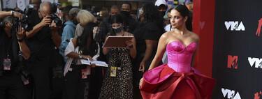 MTV VMAs 2021: los mejores vestidos vistos en la alfombra roja