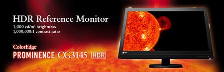Más datos sobre el nuevo Eizo CG3145 apuntan a un contraste capaz de competir con OLED