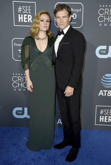 Critics Choice Awards Parejas 6