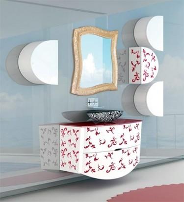 Colección de baños Kos, de Nova Linea