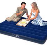 El colchón hinchable Intex Classic Downy puede ser tuyo por 17,50 euros gracias a Amazon