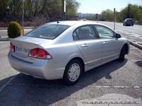Prueba: Honda Civic Hybrid (parte 3)
