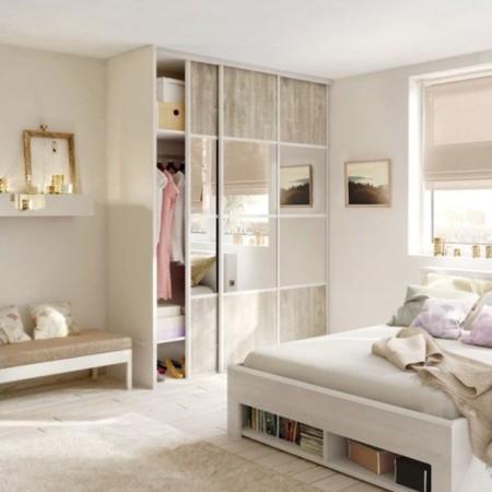 11 ideas para aprovechar el espacio sin perder estilo. Black Bedroom Furniture Sets. Home Design Ideas
