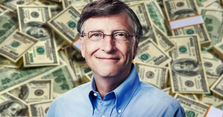 Descubre todo lo que podrías comprar con la fortuna de Bill Gates gracias a esta web