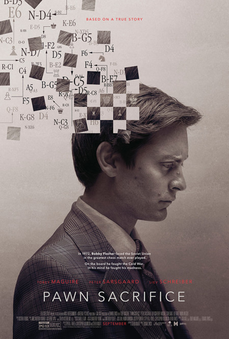 Cartel de Pawn Sacrifice