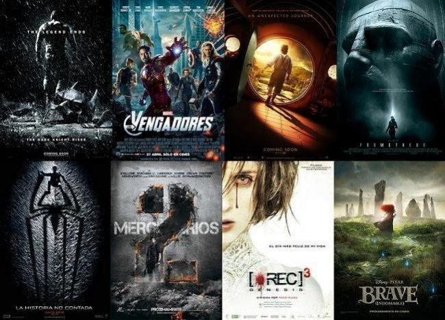 La película más esperada de 2012