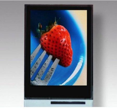 Nuevas pantallas OLED de TMD mejoradas