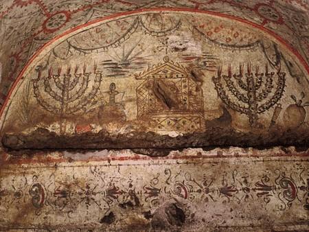 En Roma también hay catacumbas judías
