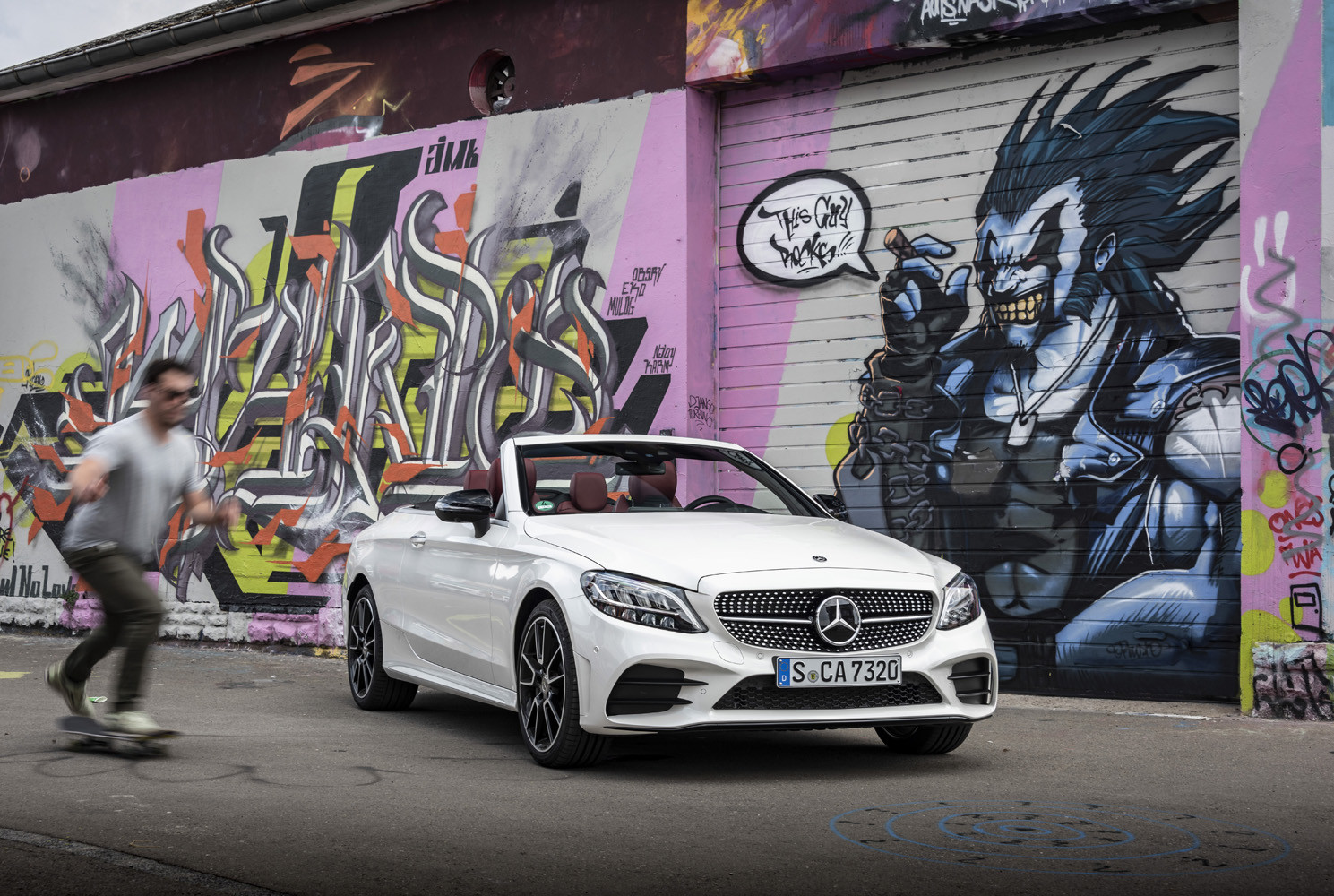 Foto de Mercedes-Benz Clase C 2018, toma de contacto (60/255)