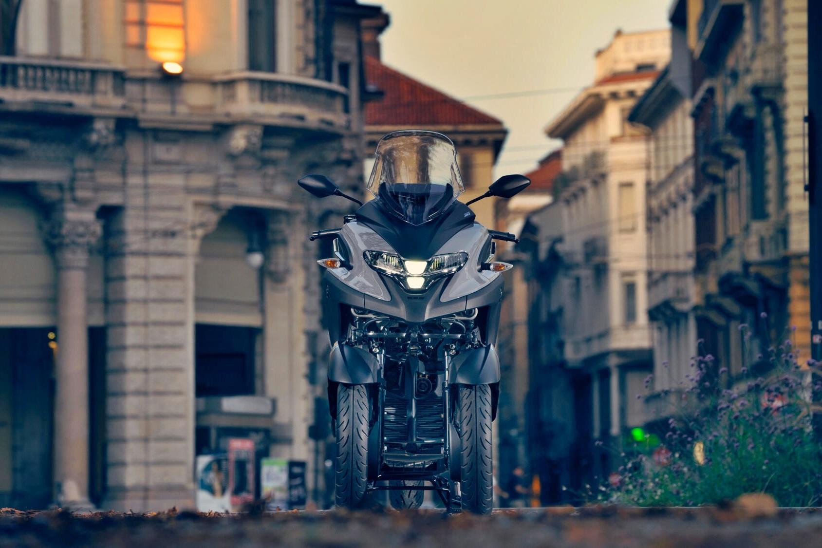 Foto de Yamaha Tricity 300 2020 (9/10)