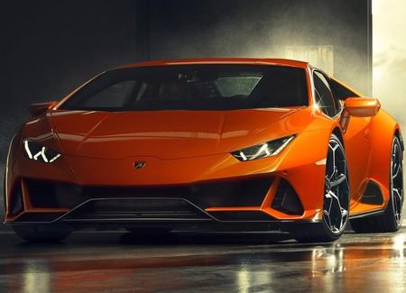 Lamborghini Huracan Evo 2019 1600 02