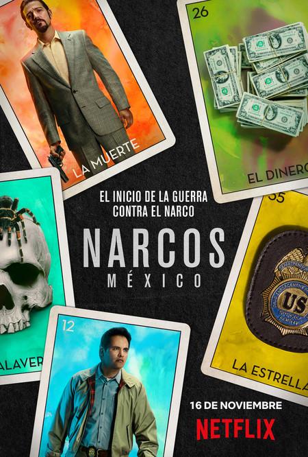 Narcos S4 Vertical Main Pre Las