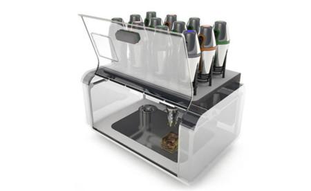 Cornucopia, la impresora de comida que el MIT quiere popularizar