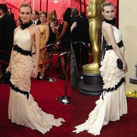 Diane Kruger Oscar 2010