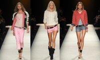 Isabel Marant, sus modelos rozan la extrema delgadez