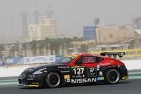 Black Falcon repite triunfo en las 24 horas de Dubai 2013
