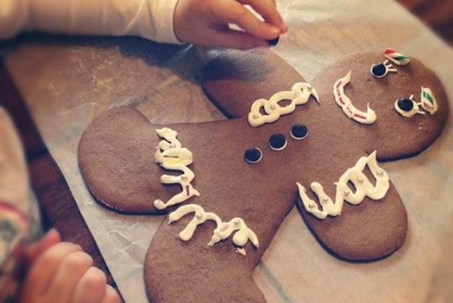 Recetas de Navidad para hacer con niños - 2