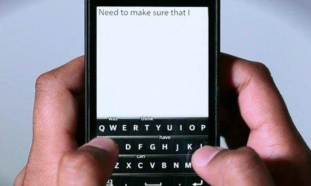 RIM: sí habrá teléfonos BlackBerry 10 con teclado físico