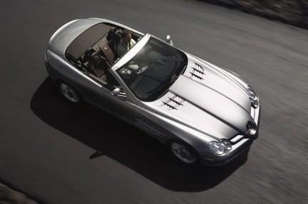 El Mercedes-Benz SLR McLaren Roadster, ahora en vídeo
