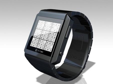 Reloj Sudoku
