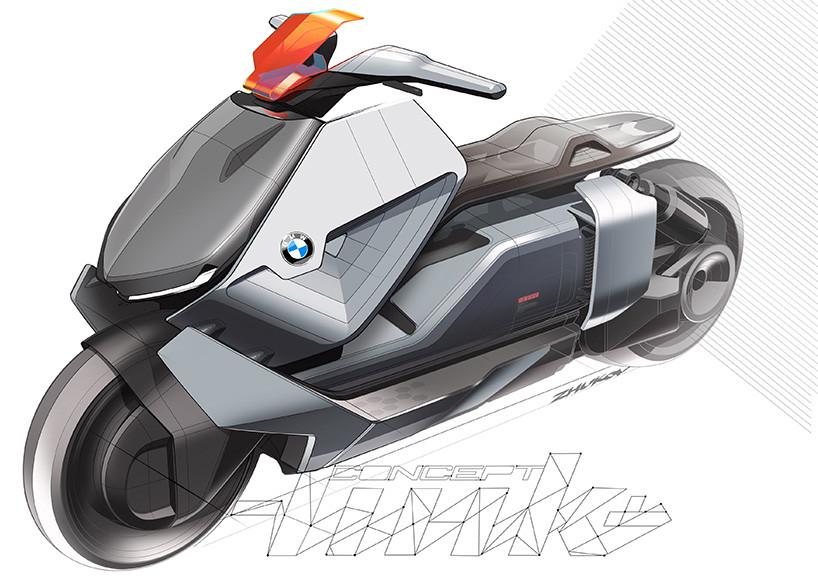 Foto de BMW Motorrad Concept Link (14/15)