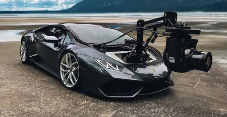 Así son los coches con los que se hace cine, no sólo sirven para salir a cuadro