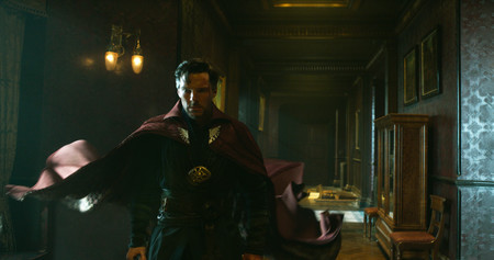 Imagen Doctor Strange Benedict Cumberbatch