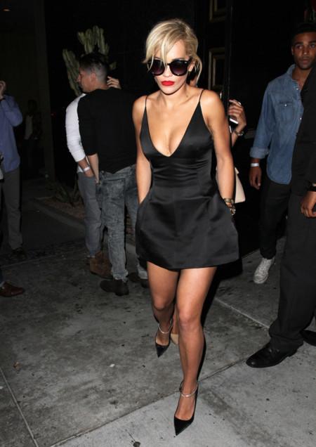 Rita Ora look Dior