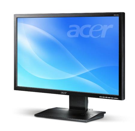 Nuevos monitores de Acer
