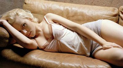 Scarlett Johansson elegida la mujer viva más sexy (otra vez)