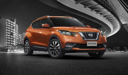 Nissan Kicks: Precios, versiones y equipamiento México