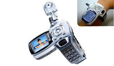 Telson TWC 1150: teléfono de pulsera