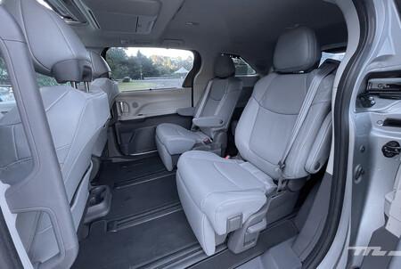 Toyota Sienna 2021 Minivan Hibrida Lanzamiento Mexico 21