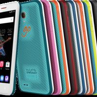 Alcatel GO Play, el gama media resistente al agua de Alcatel llega a México